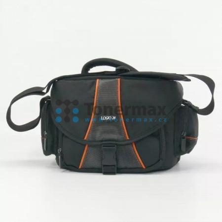 Taška na kameru Logo Professional, černá