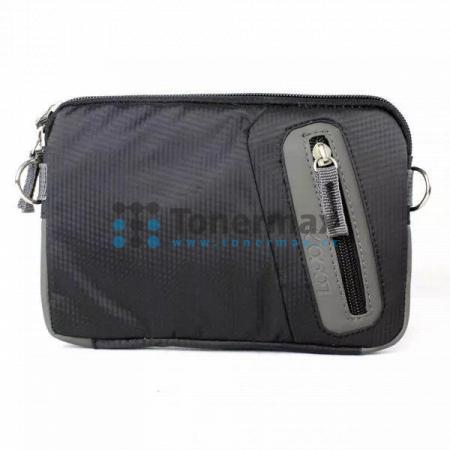 "Taška na tablet 7"" Logo, Fashionable, černá"