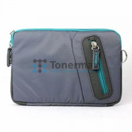 """Taška na tablet 7"""" Logo, Fashionable, šedá"""