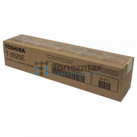 Toshiba T-3520E, 6AJ00000037, poškozený obal, originální toner pro tiskárny Toshiba e-STUDIO 350, e-STUDIO350, e-STUDIO 352, e-STUDIO352, e-STUDIO 450, e-STUDIO450, e-STUDIO 452, e-STUDIO452