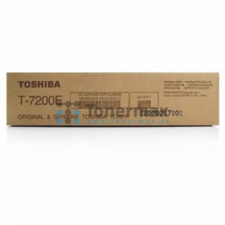 Toshiba T-7200E, 6AK00000078, originální toner pro tiskárny Toshiba e-STUDIO 523, e-STUDIO523, e-STUDIO 603, e-STUDIO603, e-STUDIO 723, e-STUDIO723, e-STUDIO 853, e-STUDIO853