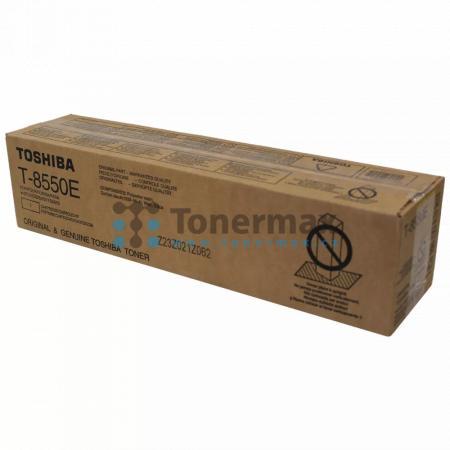 Toshiba T-8550E, 6AK00000128, originální toner pro tiskárny Toshiba e-STUDIO 555, e-STUDIO555, e-STUDIO 655, e-STUDIO655, e-STUDIO 755, e-STUDIO755, e-STUDIO 855, e-STUDIO855