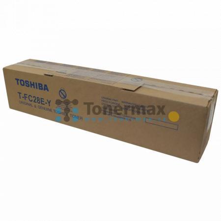 Toshiba T-FC28E-Y, 6AG00000049, originální toner pro tiskárny Toshiba e-STUDIO 2330C, e-STUDIO2330C, e-STUDIO 2820C, e-STUDIO2820C, e-STUDIO 3520C, e-STUDIO3520C, e-STUDIO 4520C, e-STUDIO4520C