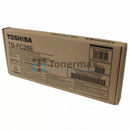 Toshiba TB-FC28E, 6AG00002039, odpadní nádobka originální pro tiskárny Toshiba e-STUDIO 2040C, e-STUDIO2040C, e-STUDIO 2330C, e-STUDIO2330C, e-STUDIO 2540C, e-STUDIO2540C, e-STUDIO 2820C, e-STUDIO2820C, e-STUDIO 3040C, e-STUDIO3040C, e-STUDIO 3520C, e-STU