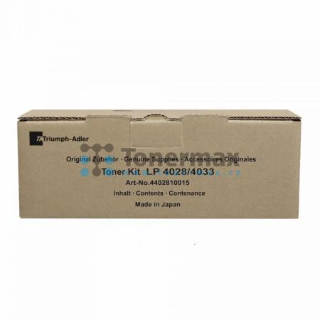 Triumph Adler 4402810015, originální toner pro tiskárny Triumph Adler LP 4028, LP 4033, LP4033