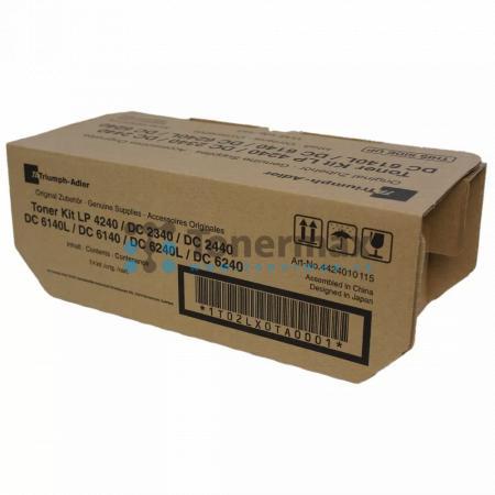 Triumph Adler 4424010115, originální toner pro tiskárny Triumph Adler DC 2340, DC2340, DC 2440, DC2440, DC 6140, DC6140, DC 6140L, DC6140L, DC 6240, DC6240, DC 6240L, LP 4240, LP4240