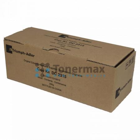 Triumph Adler 611310015, originální toner pro tiskárny Triumph Adler DC 2315, DC2315 , kompatibilní také s Utax CD 1315, CD1315