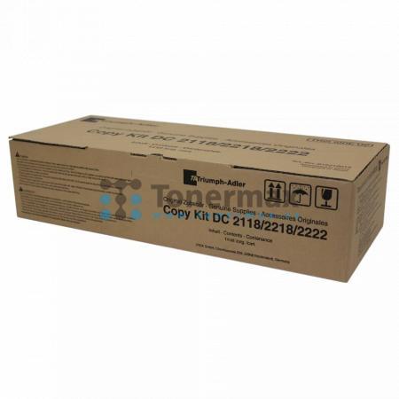 Triumph Adler 612210015, poškozený obal, originální toner pro tiskárny Triumph Adler DC 2118, DC2118, DC 2218, DC2218, DC 2222, DC2222, kompatibilní také s Utax CD 1118, CD1118, CD 1218, CD1218, CD 1222, CD1222