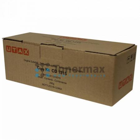 Utax 611310010, originální toner pro tiskárny Utax CD 1315, CD1315, kompatibilní také s Triumph Adler DC 2315, DC2315