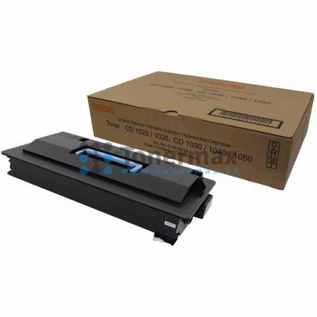 Utax 612510010, originální toner pro tiskárny Utax CD 1025, CD1025, CD 1030, CD1030, CD 1035, CD1035, CD 1040, CD1040, CD 1050, CD1050, kompatibilní také s Triumph Adler DC 2025, DC2025, DC 2035, DC2035, DC 2130, DC2130, DC 2140, DC2140, DC 2150, DC2150