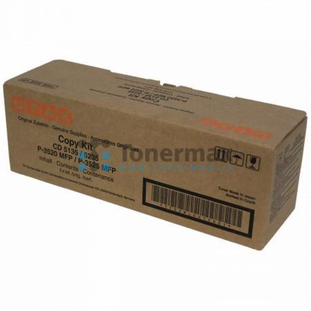Utax 613511010, originální toner pro tiskárny Utax CD 5135, CD5135, CD 5235, CD5235, P-3520 MFP, P3520 MFP, P-3525 MFP, P3525 MFP, kompatibilní také s Triumph Adler DC 6135, DC6135, DC 6235, DC6235, P-3520 MFP, P3520 MFP, P-3525 MFP, P3525 MFP