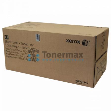 Xerox 006R01146, originální toner pro tiskárny Xerox CopyCentre 265, CopyCentre 275, CopyCentre C165, CopyCentre C175, WorkCentre 265, WorkCentre 275, WorkCentre 5665, WorkCentre 5675, WorkCentre 5687, WorkCentre 5765, WorkCentre 5775, WorkCentre 5790, Wo