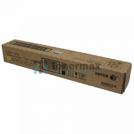 Xerox 006R01518, originální toner pro tiskárny Xerox WorkCentre 7525, WorkCentre 7530, WorkCentre 7535, WorkCentre 7545, WorkCentre 7556, WorkCentre 7830, WorkCentre 7835, WorkCentre 7845, WorkCentre 7855, WorkCentre 7970
