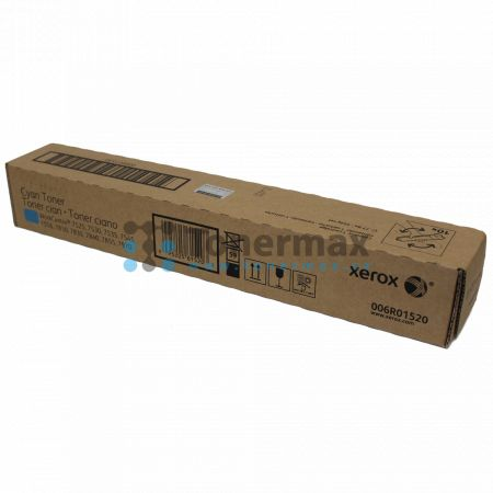 Xerox 006R01520, originální toner pro tiskárny Xerox WorkCentre 7525, WorkCentre 7530, WorkCentre 7535, WorkCentre 7545, WorkCentre 7556, WorkCentre 7830, WorkCentre 7835, WorkCentre 7845, WorkCentre 7855, WorkCentre 7970