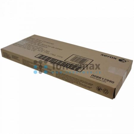 Xerox 008R12990, Waste Toner Container originální pro tiskárny Xerox Color 550, Color 560, Color 570, DocuColor 240, DocuColor 242, DocuColor 250, DocuColor 252, DocuColor 260, WorkCentre 7655, WorkCentre 7665, WorkCentre 7675, WorkCentre 7755, WorkCentre