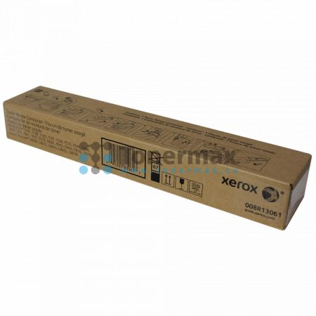 Xerox 008R13061, Waste Toner Container originální pro tiskárny Xerox WorkCentre 7425, WorkCentre 7428, WorkCentre 7435, WorkCentre 7525, WorkCentre 7530, WorkCentre 7535, WorkCentre 7545, WorkCentre 7556, WorkCentre 7830, WorkCentre 7835, WorkCentre 7845,