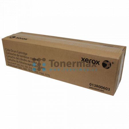 Xerox 013R00603, Color Drum Cartridge originální pro tiskárny Xerox DocuColor 240, DocuColor 242, DocuColor 250, DocuColor 252, DocuColor 260, WorkCentre 7655, WorkCentre 7665, WorkCentre 7675, WorkCentre 7755, WorkCentre 7765, WorkCentre 7775