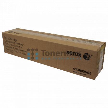 Xerox 013R00662, Drum Cartridge originální pro tiskárny Xerox WorkCentre 7525, WorkCentre 7530, WorkCentre 7535, WorkCentre 7545, WorkCentre 7556, WorkCentre 7830, WorkCentre 7835, WorkCentre 7845, WorkCentre 7855, WorkCentre 7970