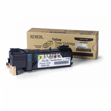 Xerox 106R01284, originální toner pro tiskárny Xerox Phaser 6130
