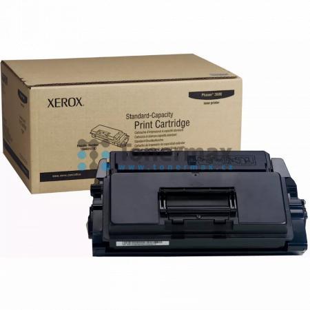 Xerox 106R01372, originální toner pro tiskárny Xerox Phaser 3600