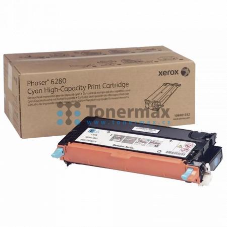 Xerox 106R01400, originální toner pro tiskárny Xerox Phaser 6280