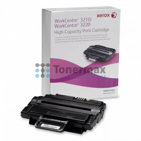 Xerox 106R01487, originální toner pro tiskárny Xerox WorkCentre 3210, WorkCentre 3220