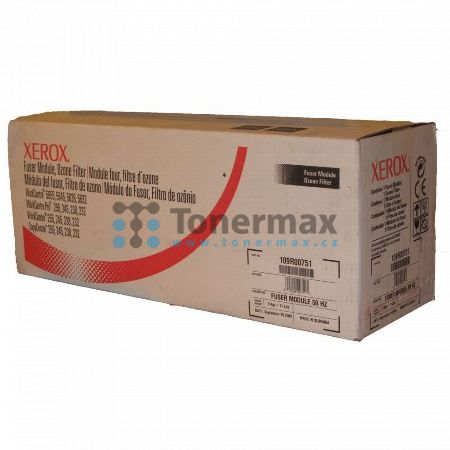 Xerox 109R00751, Fuser originální pro tiskárny Xerox CopyCentre 232, CopyCentre 238, CopyCentre 245, CopyCentre 255, CopyCentre C35, CopyCentre C45, CopyCentre C55, WorkCentre 232, WorkCentre 238, WorkCentre 245, WorkCentre 255, WorkCentre 5632, WorkCentr