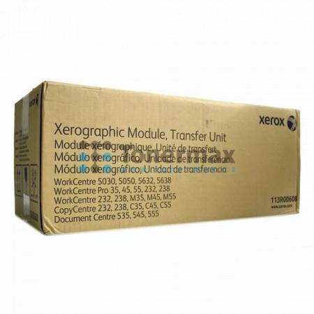 Xerox 113R00608, Xerographic Module, Transfer Unit originální pro tiskárny Xerox CopyCentre 232, CopyCentre 238, CopyCentre C35, CopyCentre C45, CopyCentre C55, DocumentCentre 535, DocumentCentre 545, DocumentCentre 555, WorkCentre 232, WorkCentre 238, Wo